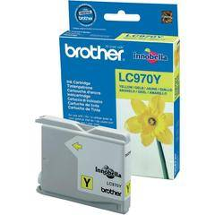 Brother LC970Y Yellow Ink